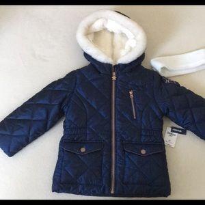NWT size 3t heavy jacket